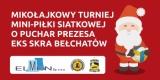 Hala Energia areną zmagań w Mikołajkowym Turnieju o Puchar Prezesa EKS